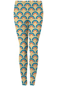 - Tiny rainbows leggings