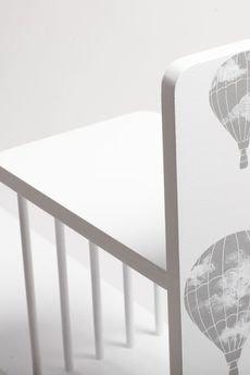 Dwie Baby - regał LOT BALONEM/Dwie Baby