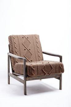 - fotel NA DRUTACH/Dwie Baby
