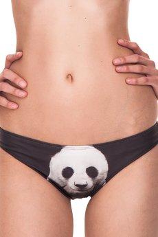 Mr. Gugu & Miss Go - Panda regular bikini bottom