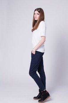 - Spodnie dresowe z obniżonym stanem polanka