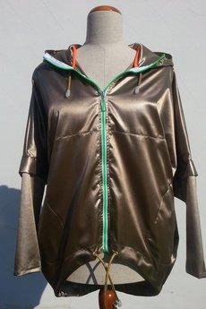 NaNuu - Płaszcz na deszcz złoty