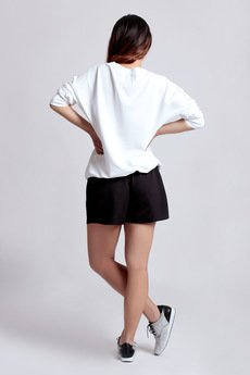 {basic station} - MAMMA CLOUD CREWNECK BLUZA, SKYCLOUDS ss'14