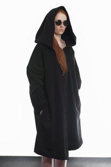 - Bluzo-płaszcz HQ Black