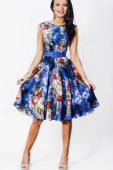 - Sukienka KLARA Midi Chabris
