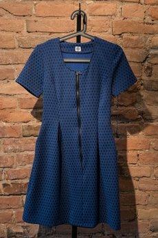 DZADZU by Olga Wawrzyniak - Blue Dress