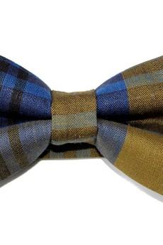 bowstyle - Mucha gotowa bowstyle Zielono-niebieska