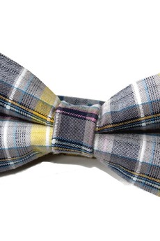 bowstyle - Mucha gotowa bowstyle Szaro-żółta
