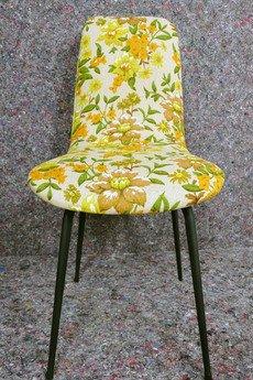 pracownia Reborn - VINTAGE LOOK 3: krzesło z prl-u