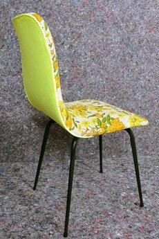 - VINTAGE LOOK 3: krzesło z prl-u
