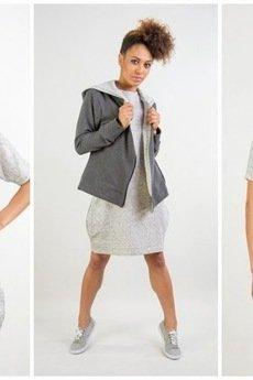 Mimilanki - Sukienka Straciatella