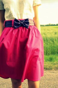 Luiza Kimak - Różowa spódnica