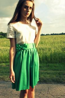 Luiza Kimak - Zielona spódnica
