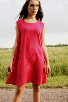 Luiza Kimak - Różowa sukienka