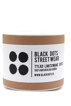 Black Dots Street Wear - Pasek Work