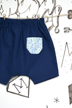 MAGPIE - Short Pantalon Pouch