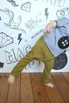 MAGPIE - Mustard Pantalon