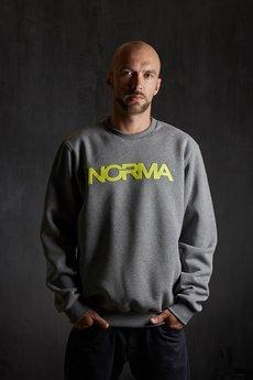 NORMA - Bluza Klasyk Yellow