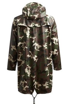 RAINS - Rains Long Coat Camouflage