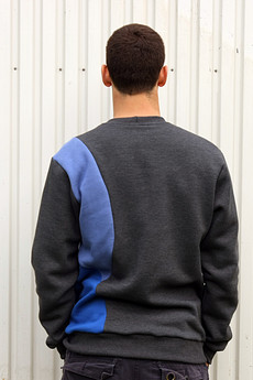 Distense - Crumbly Wave. sweatshirt