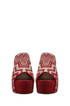 Jeffrey Campbell - VIRGO RED