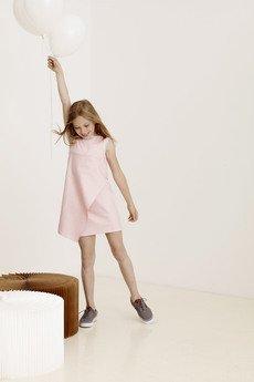 MALI - Asymetryczna Sukienka