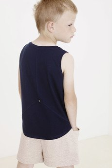 - Top Dark Blue