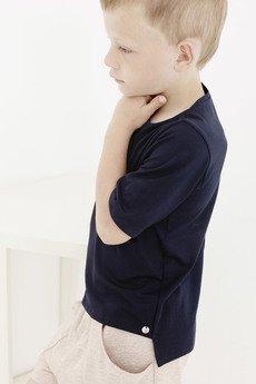 MALI - T-shirt Dark Blue