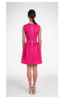 Stone Skirts - Sukienka SIMI MALINA