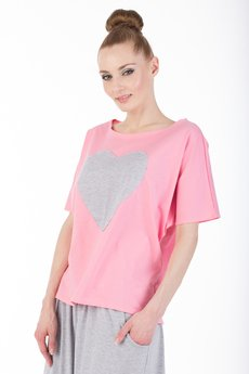 - Loose Shirt - lody sorbetowe