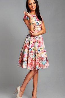 Livia Clue - Sukienka APRIL Midi Melissa
