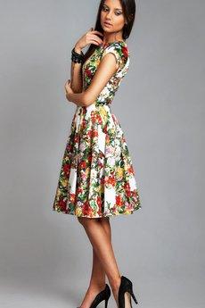 Livia Clue - Sukienka APRIL Midi Słowianka