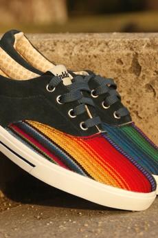Inkkas - Buty Inkkas Rainbow Oxford