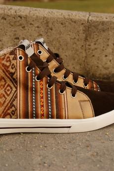 - Buty Inkkas Desert Nomad Leather Midtop