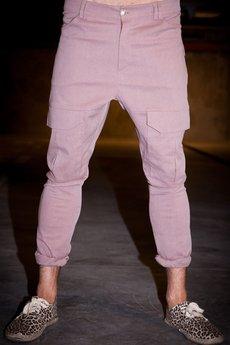 litfashion - spodnie 1/M/SL/14