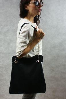 drops - czarna torba