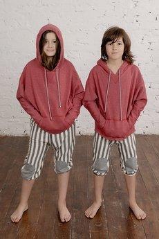 """Easy Peasy - Krótkie Spodnie """"One Type stripe"""""""