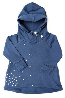 bibidreams - Bluza DOTS ON JEANS #allaround
