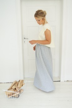 Brunoszka - LONG/DOTS/SKIRT