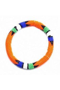 - MERAKI Orange Zulu South African Bracelet