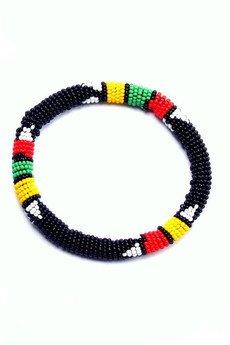 Meraki - MERAKI Black Zulu South African Bracelet