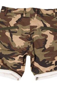 Nuff - Szorty chino Nuff wear camouflage