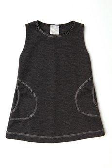 SUZI - Sukienka z kieszeniami