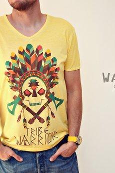 - TRIBE WARRIOR