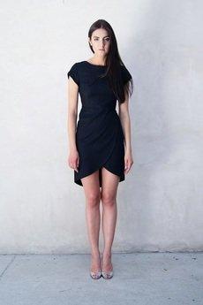 Drunklegends - Czarna sukienka