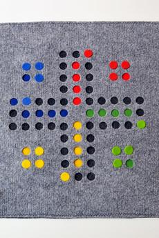 Dam!Design Kids - Chińczyk / gra planszowa
