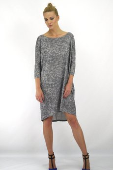 YES TO DRESS by Bożena Karska - SEA dress / BASIC line