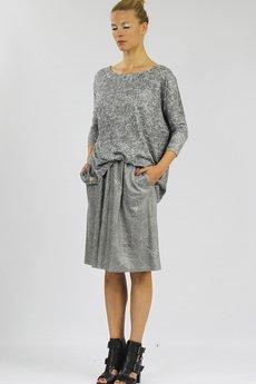 YES TO DRESS by Bożena Karska - SEA blouse / BASIC line