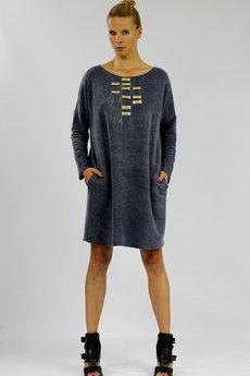 YES TO DRESS by Bożena Karska - SQUALL dress / NOT SO BASIC line