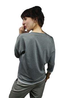 drops - dzianinowa bluzka